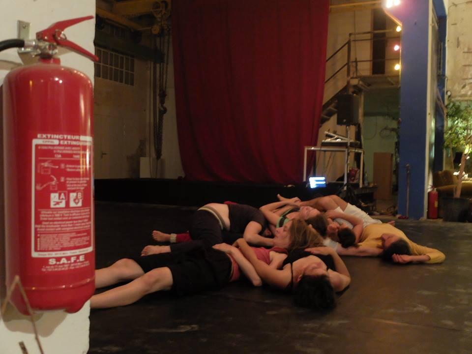 Atelier + JAM festive de Danse Contact et Musique Improvisée