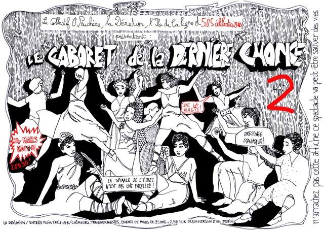 Le Cabaret de la dernière chance. Episode II: Le Retour