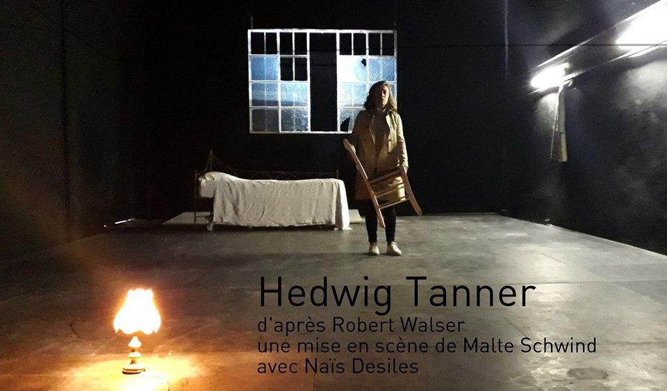 Hedwig Tanner – Théâtre