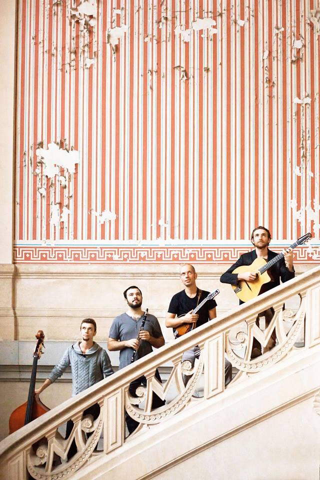 Concert Philippe Gillet Quartet