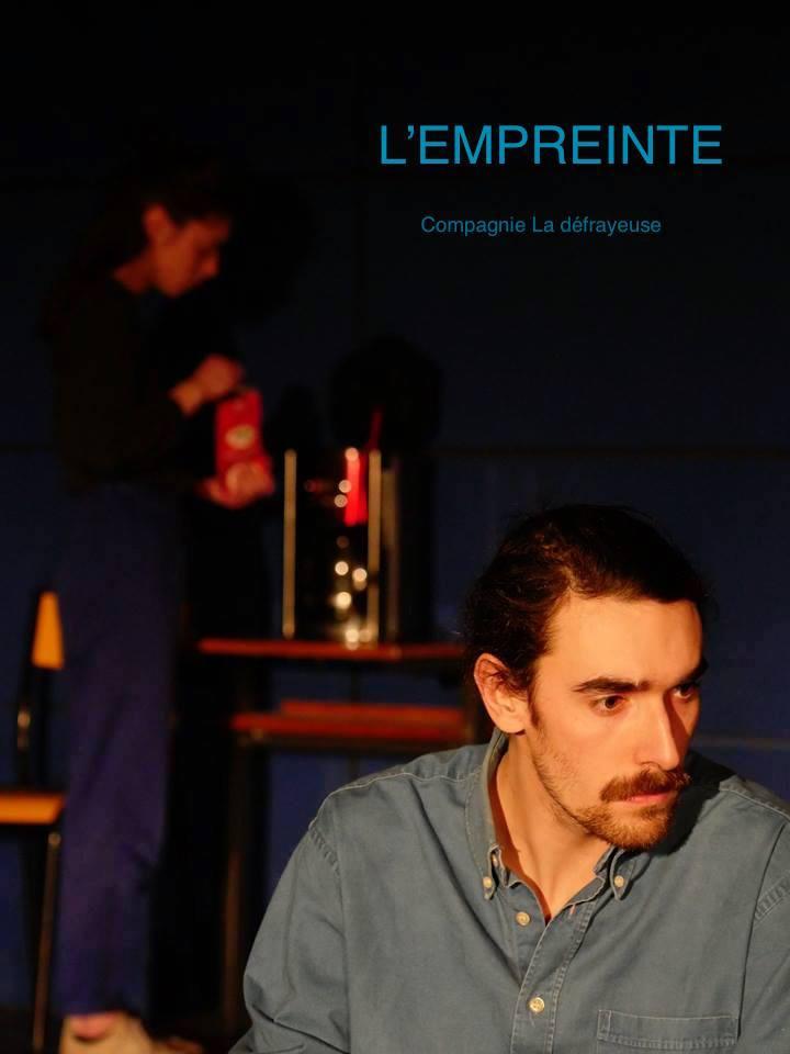 L'EMPREINTE – Sortie de Résidence – Théâtre