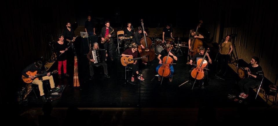 Concert – Sortie de résidence – Le Grand 8
