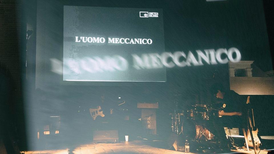 Ciné-concert – Earthset et «L'Uomo Meccanico»