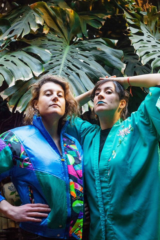 Qonicho AH! + Fanny Lasfargues et Jupiter Coconut Cyclone